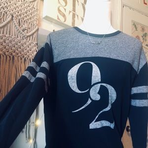 Forever 21 sweatshirt that says 92